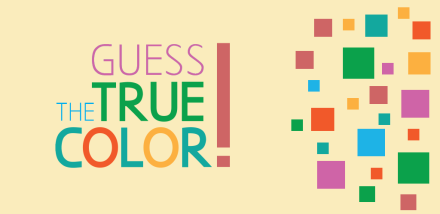 Guess the True Color